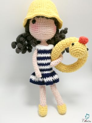 Beach girl-1