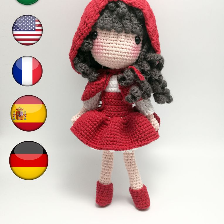 red riding hood-languages
